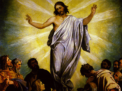 FEAST OF THE ASCENSION OF OUR LORD JESUS CHRIST