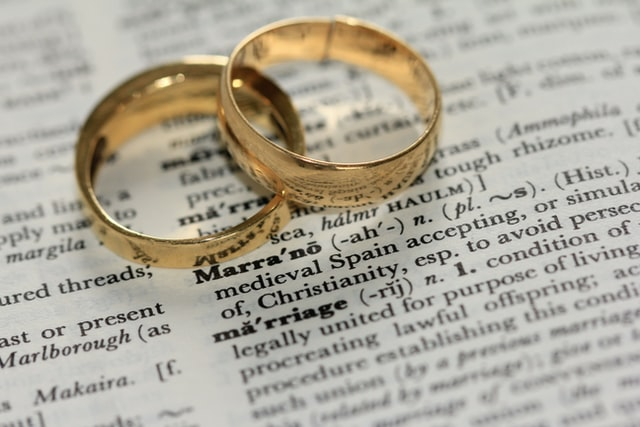 'Building a better Marriage'