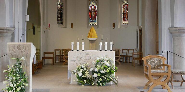 Update: Receiving Communion at Mass