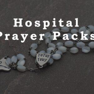 Hospital Prayer Packs